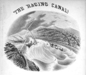 The Raging Canal Cover